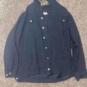 Gucci mens authentic jacket